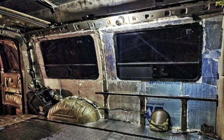 Insulating Our Conversion Van: Tips, Tricks and Step-by-Step