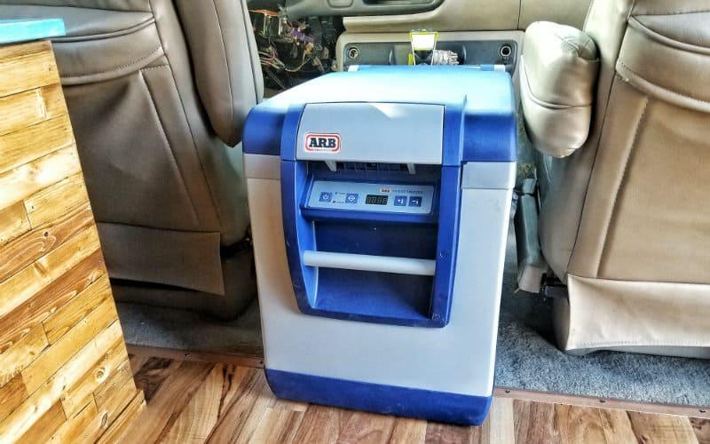 ARB 50qt fridge