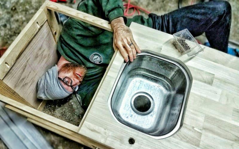 van build plumbing