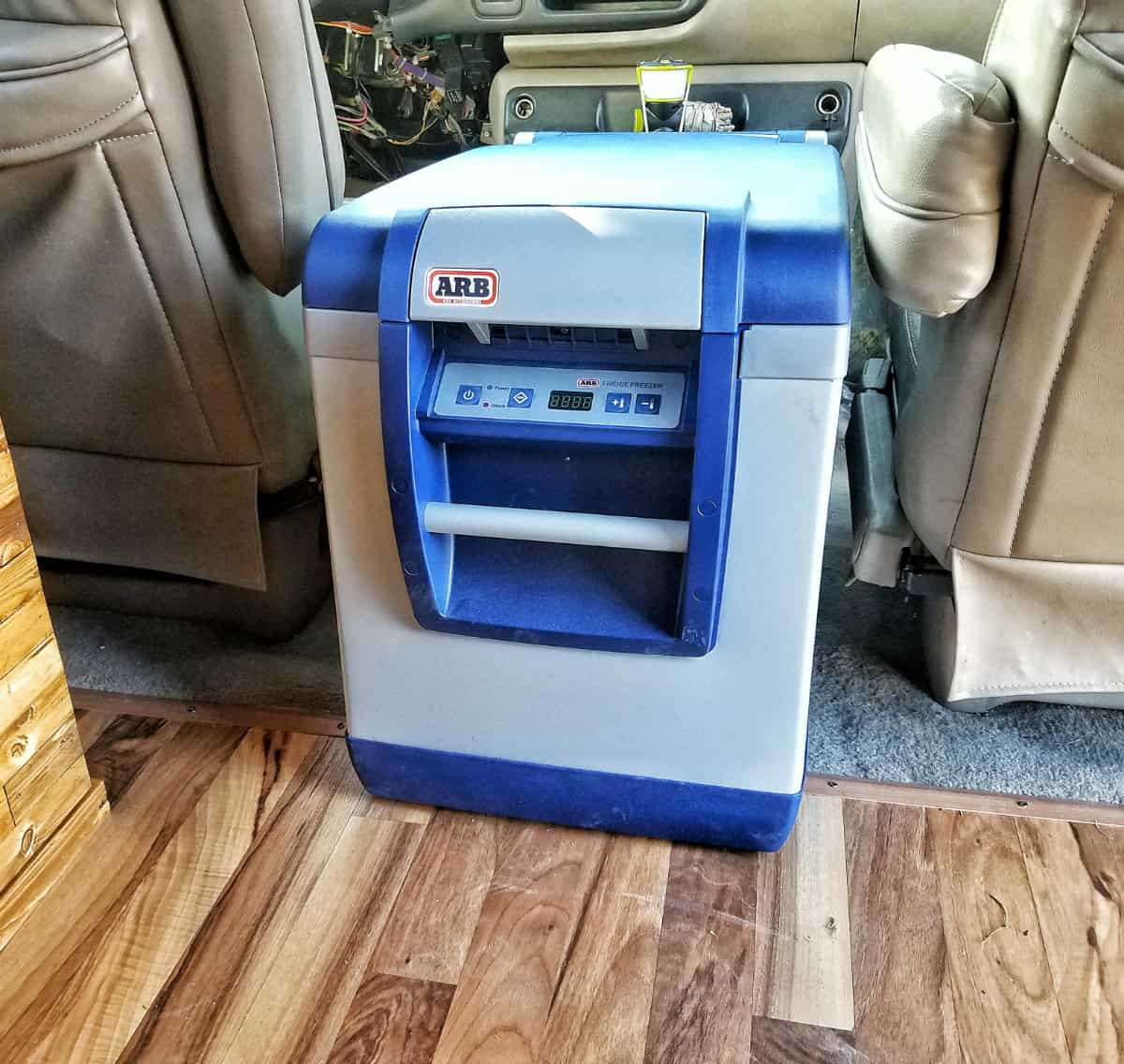 Van Build Appliances