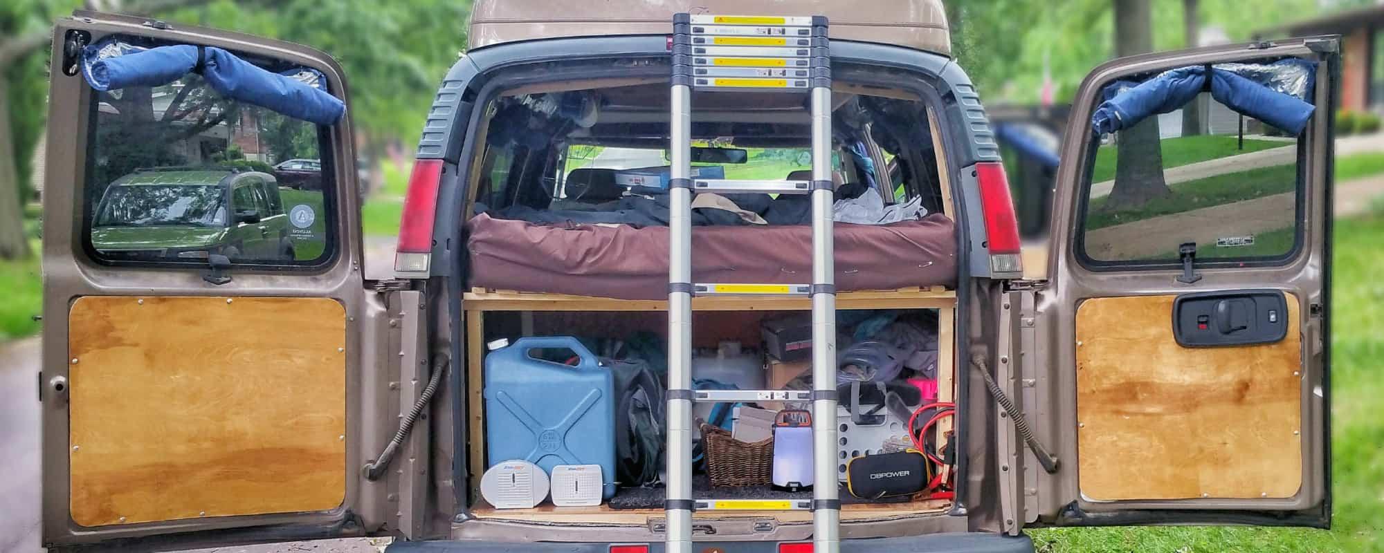 Van Build Essential extras