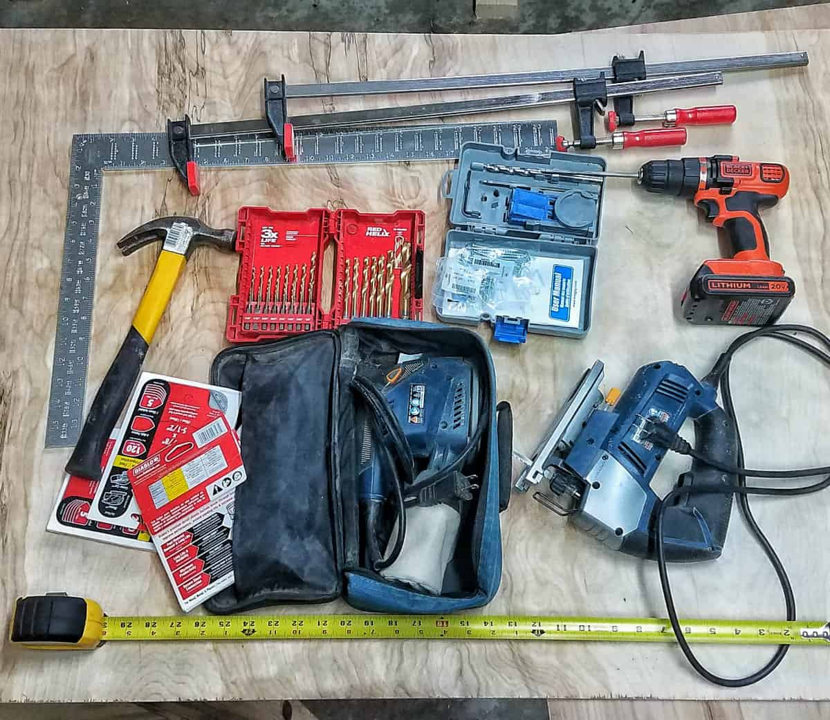 van build tools