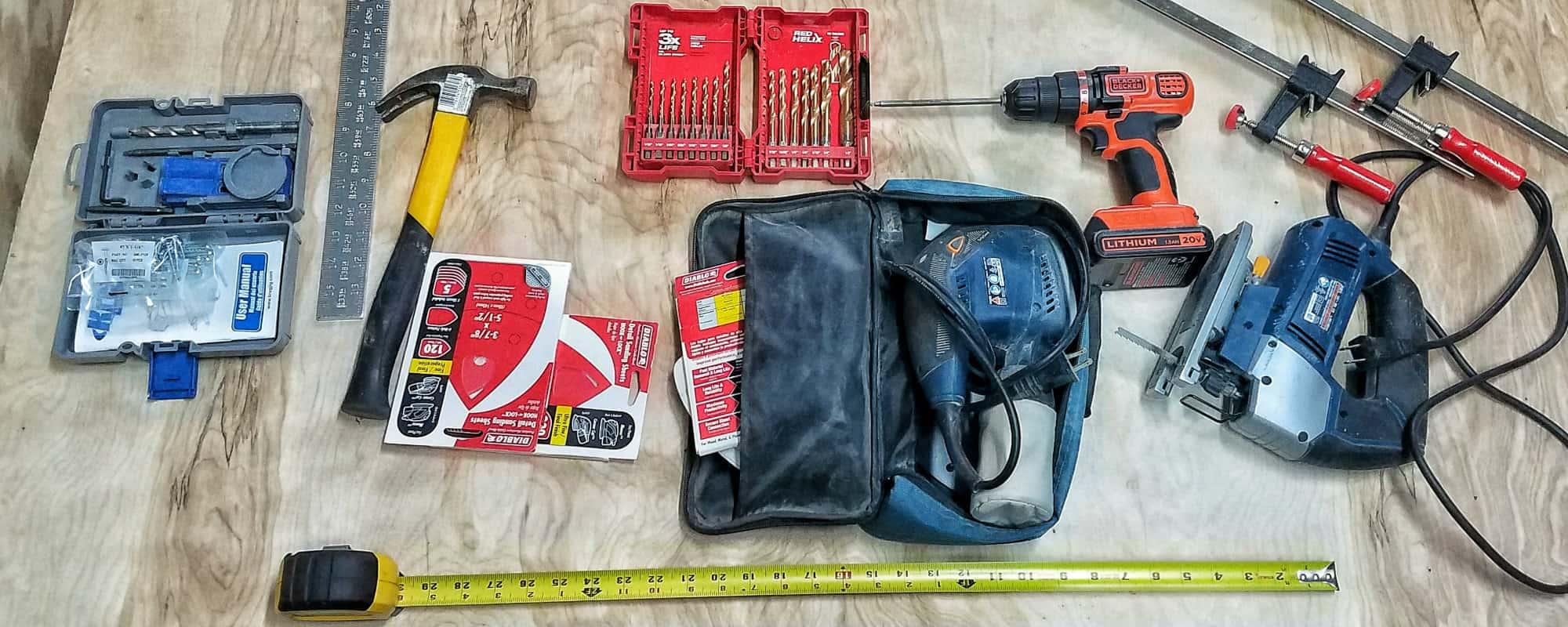 van build tools