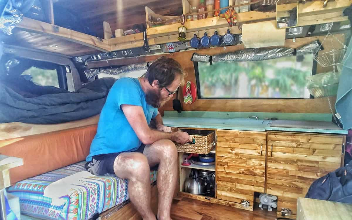 11 Storage Ideas For Your Van Build