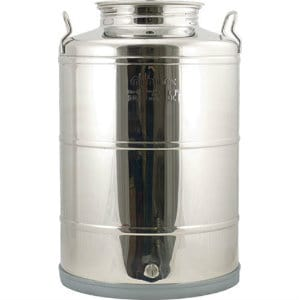 14-gallon Stainless Steel Fusti Tank