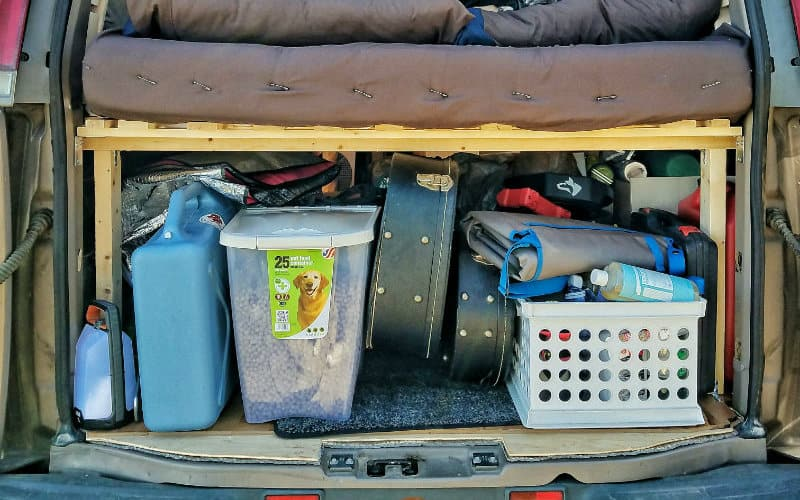11 Space Saving Storage Ideas For A Diy Van Conversion