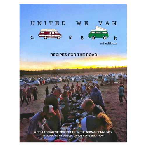 UWV Cookbook cover