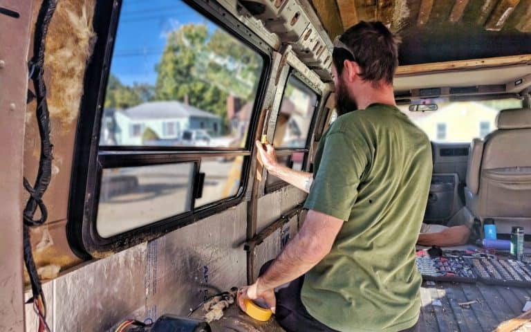 Insulating Your Van: Everything You Need to Know for Your DIY Van Build