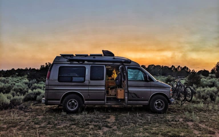 Why We Chose a High Top Conversion Van for Van Life