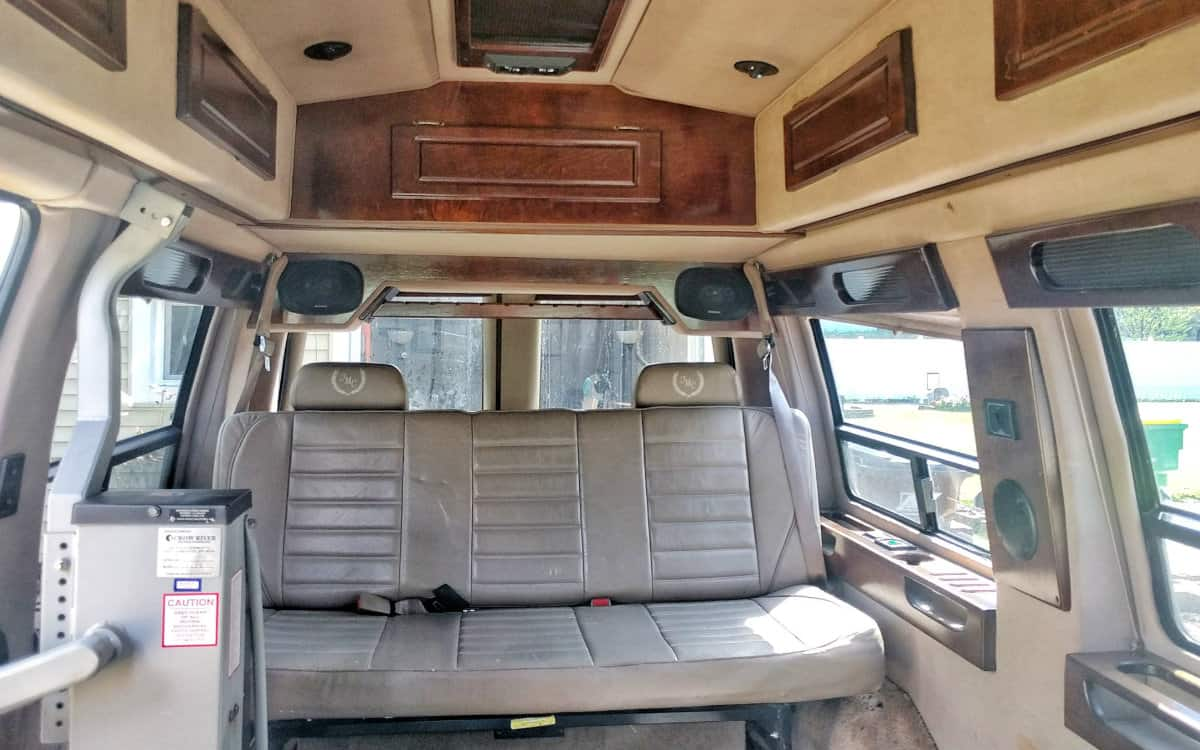 81d647f12cd Picking the Best Vehicle for Vanlife  Why We Chose a Conversion Van