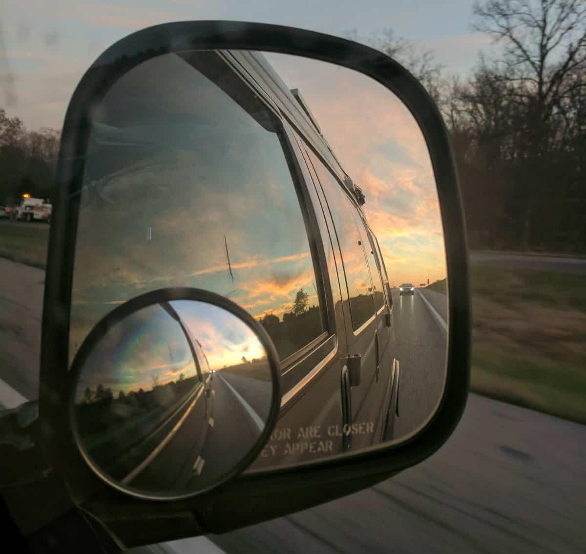 vanlife open road freedom