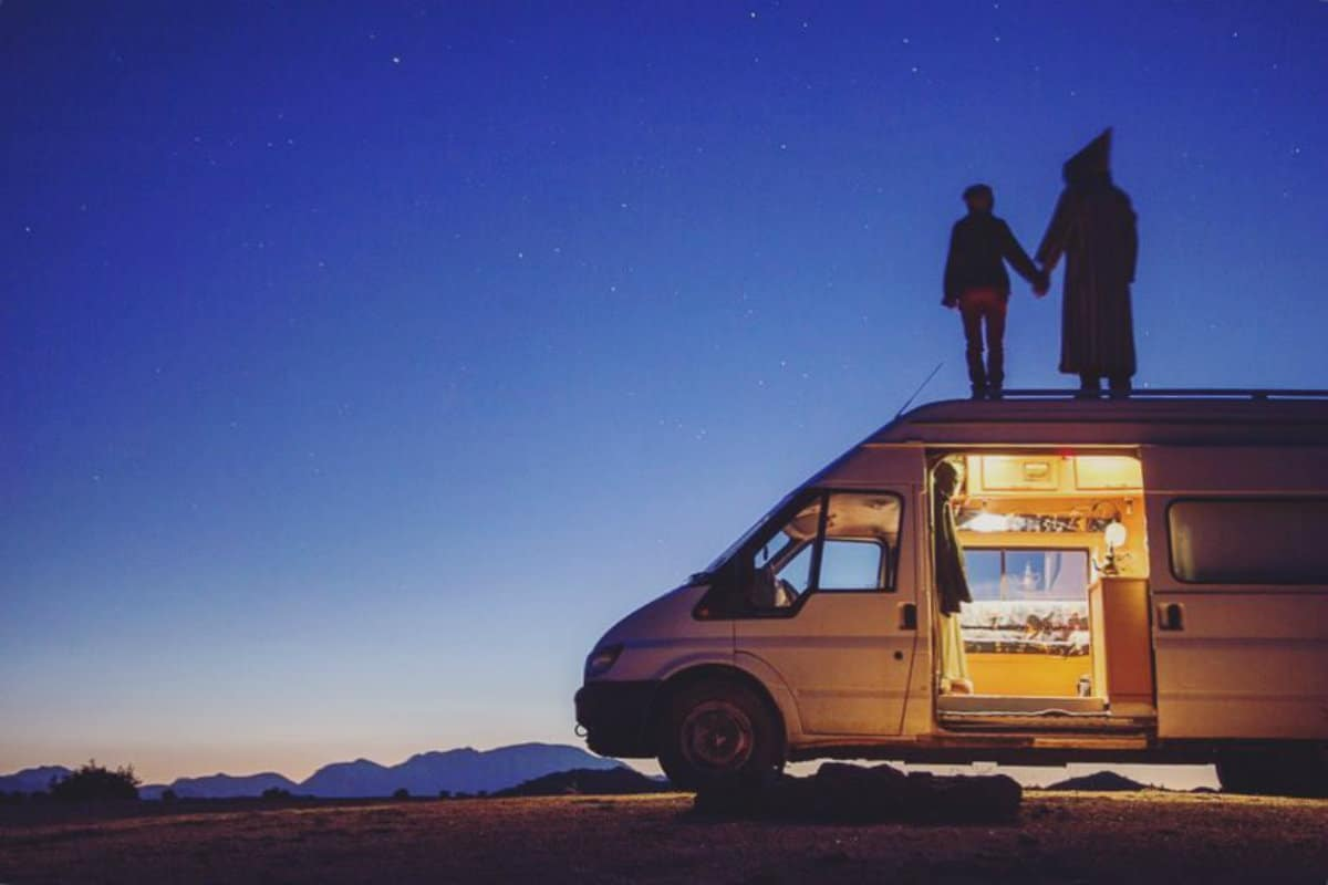 Epic Guide To Diy Van Build Electrical How Install A Campervan House Wiring Questions Solar System Gnomad Home