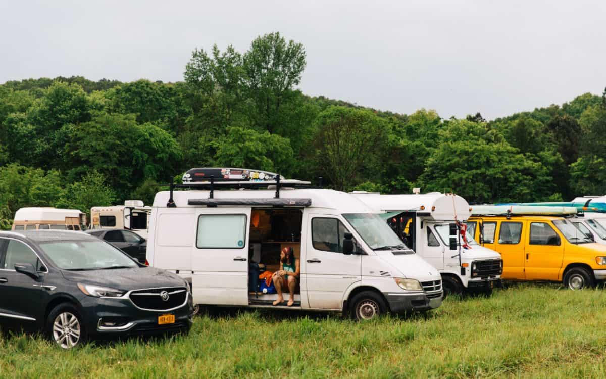 midwest vanlife gathering vans