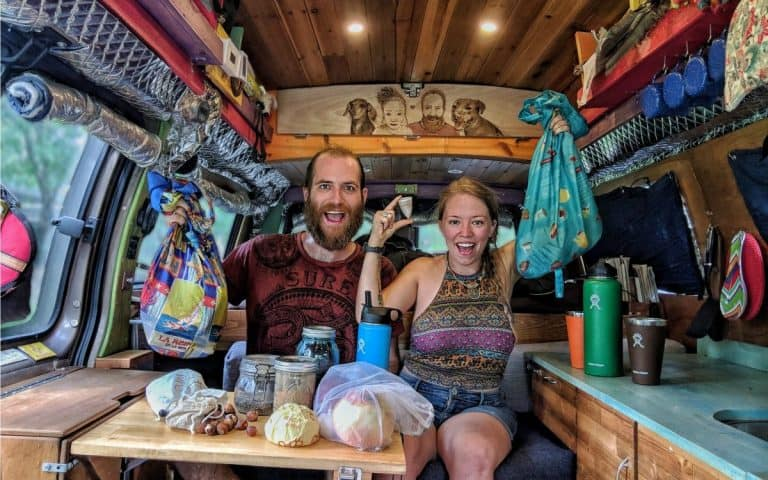 Waste-Free Vanlife: 13 Tips for Ditching Single-Use Disposable Items