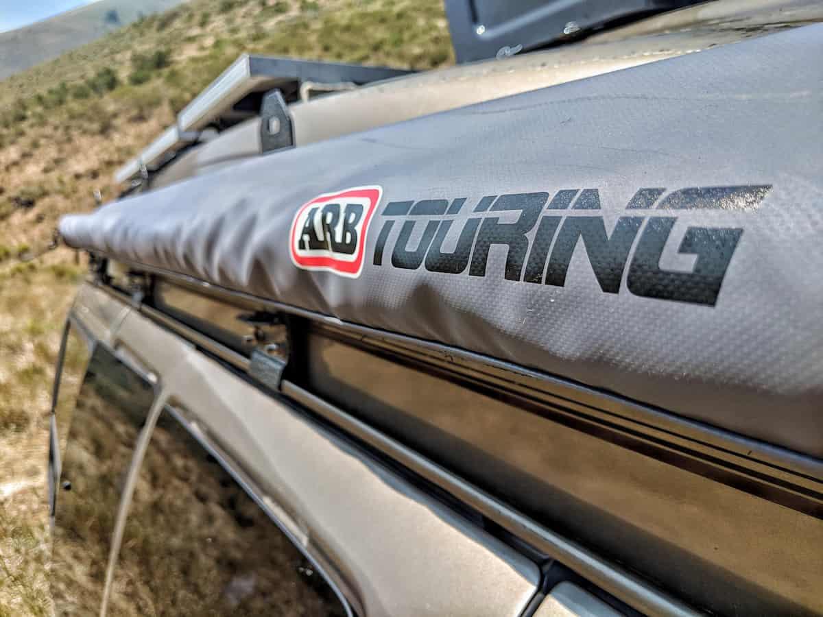 arb touring campervan awning