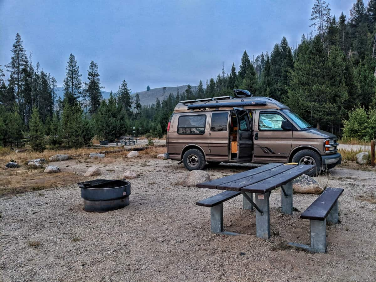 Forest Service Campground