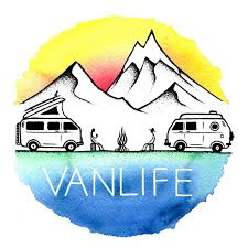 vanlife diaries logo