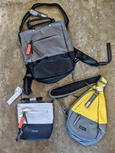 Sherpani Bags and Backpacks