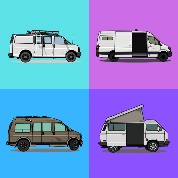 Rent a Campervan or RV on Outdoorsy