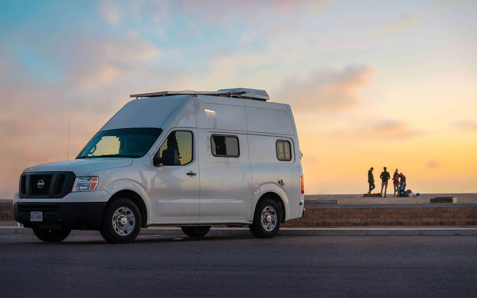 Why I Chose A Nissan Nv For Van Life
