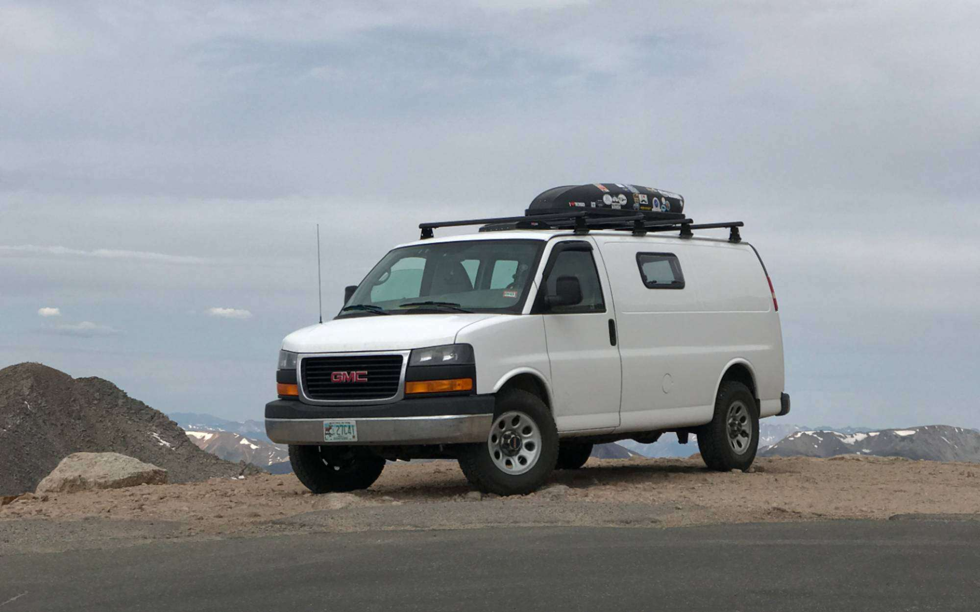 Why I Chose A Chevy Van For Van Life