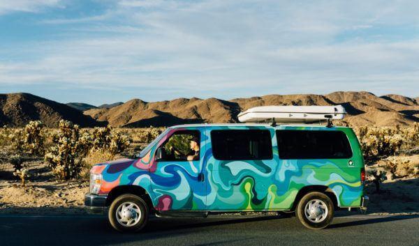 Escape Campervans Vanlife Rentals