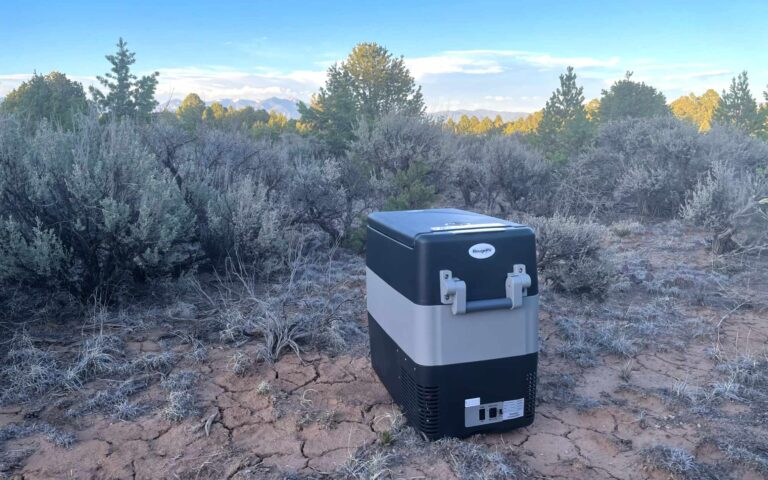 BougeRV Portable Fridge Review: Is This Cheap Vanlife Fridge Worth It?