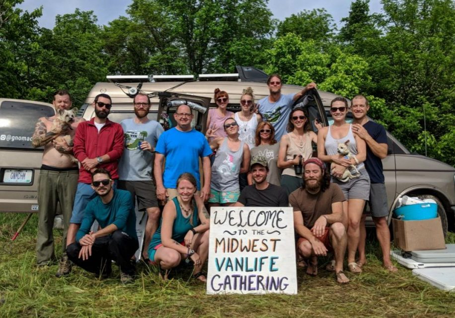 Midwest Vanlife Gathering Reflection