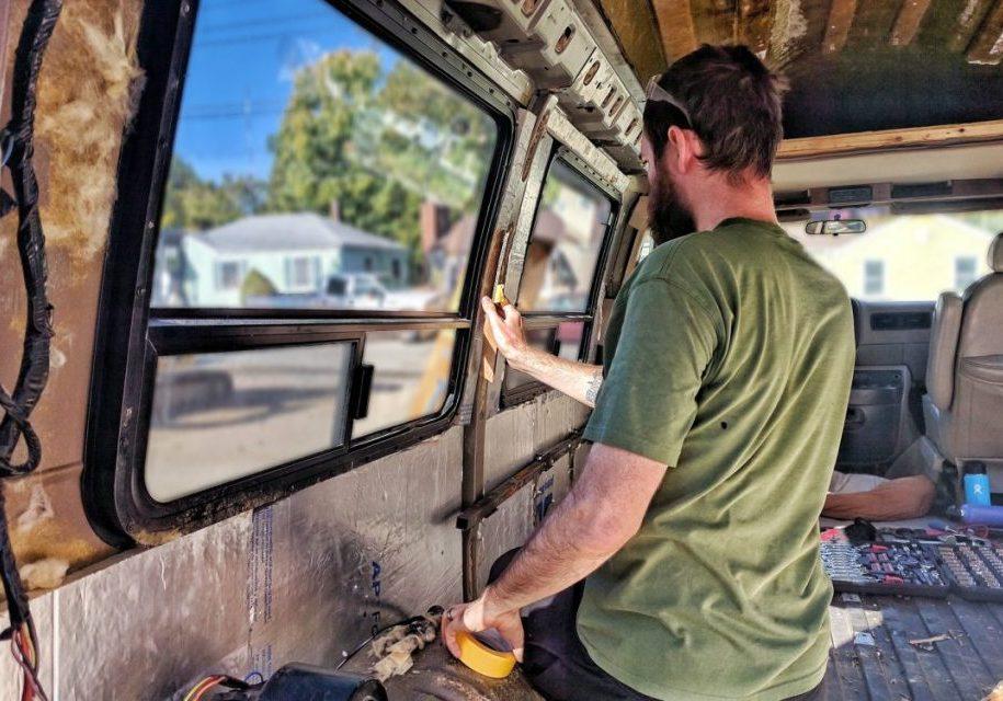 Van Build Insulation