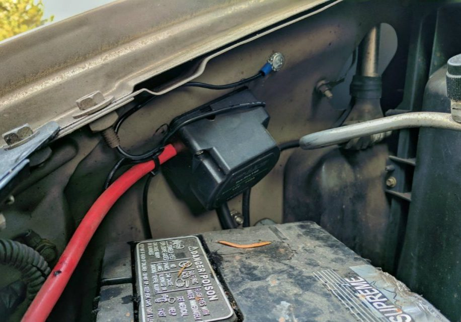 installing a battery isolator in your van