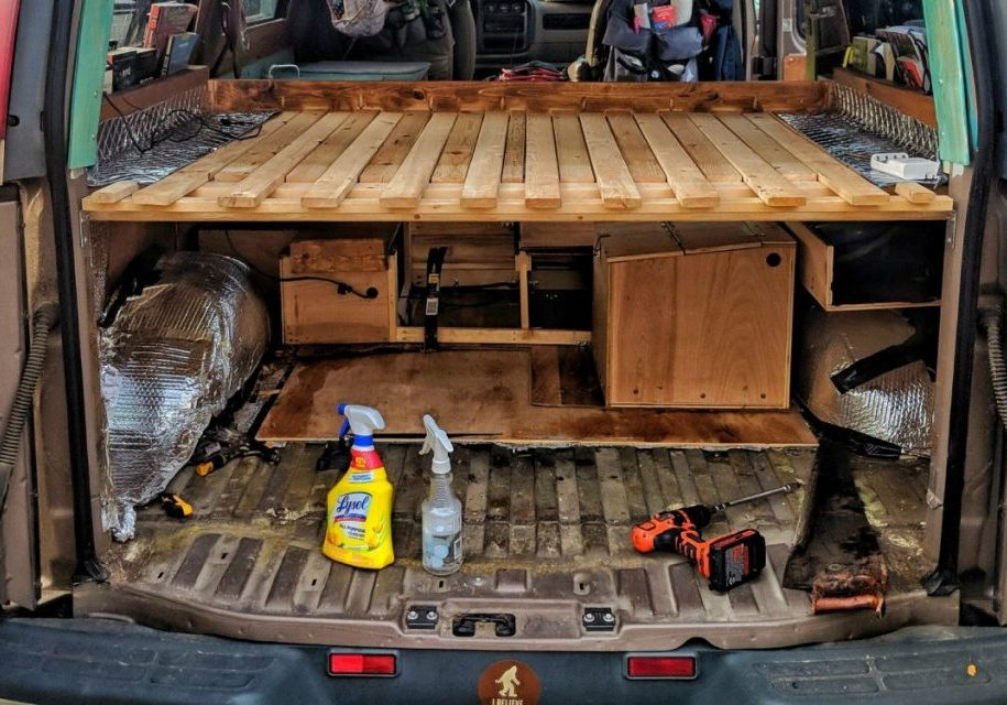 vanlife mold prevention